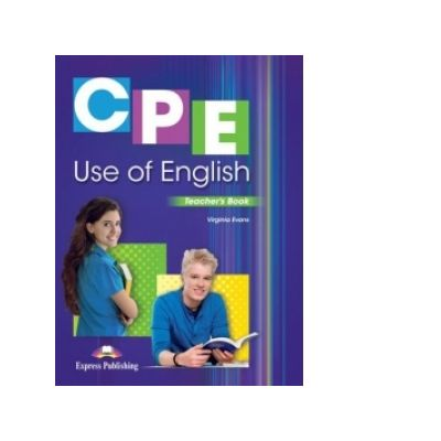 Curs engleza CPE Use of English Manualul profesorului - Virginia Evans