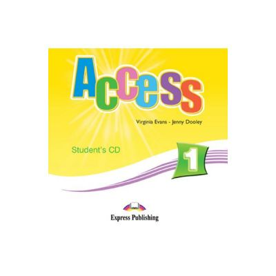 Curs limba engleza Access 1 Audio CD elev