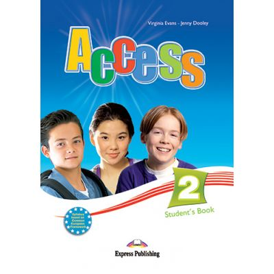 Curs limba engleza Access 2 Audio CD, set 4 CD