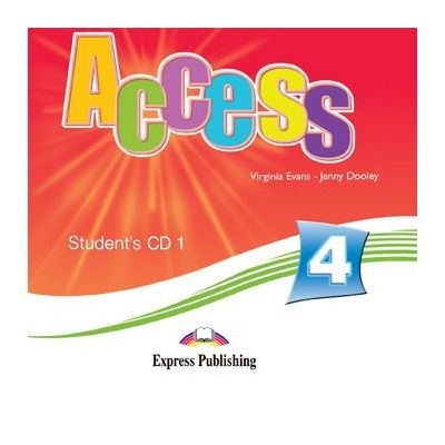 Curs limba engleza Access 4 Audio CD 1 Elev