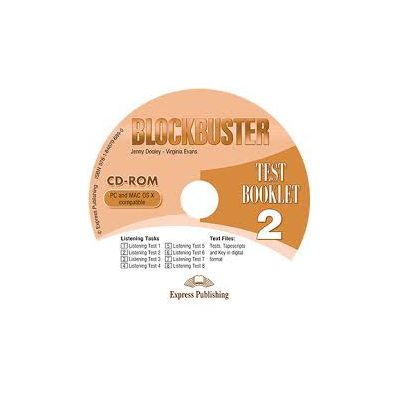 Curs limba engleza Blockbuster 2 Audio CD cu teste - Jenny Dooley