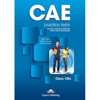 Curs limba engleza CAE Practice Tests Set 3 Audio-CD - Bob Obee, Virginia Evans, Jenny Dooley