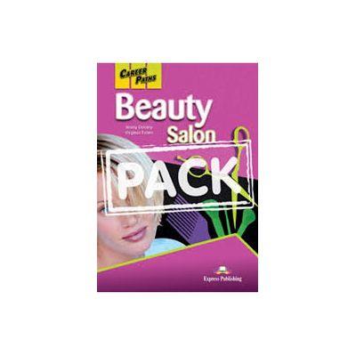 Curs limba engleza Career Paths Beauty Salon Pachetul elevului - Jenny Dooley