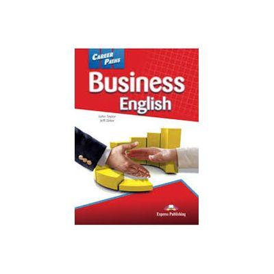 Curs limba engleza Career Paths Business English Manualul elevului - John Taylor, Jeff Zeter