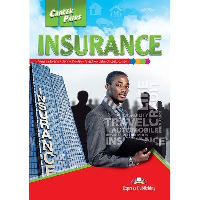 Curs limba engleza Career Paths Insurance Pachetul elevului cu cross-platform application - Virginia Evans