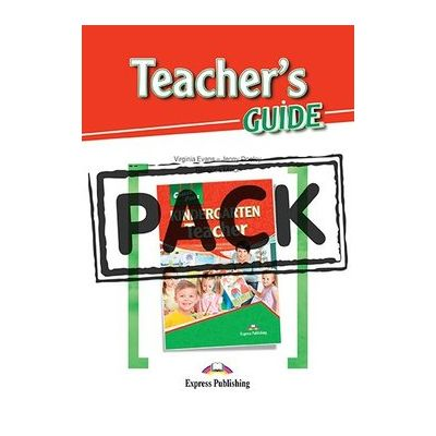 Curs limba engleza Career Paths Kindergarten Teacher Teacher's Guide with Digibooks App - Virginia Evans, Jenny Dooley, Rebecca Minor