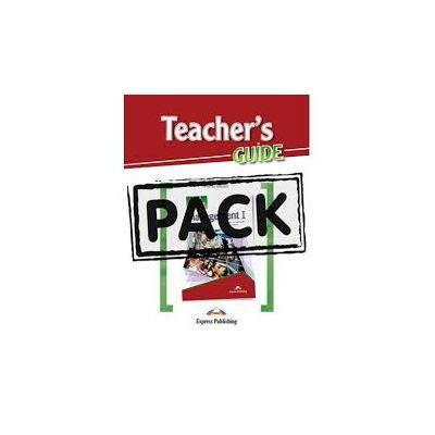 Curs limba engleza Career Paths Management I Teacher's Pack - Virginia Evans, Jenny Dooley, Henry Brown