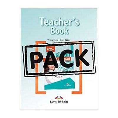 Curs limba engleza Career Paths Physician Assistant Teacher's Pack with Teacher's Guide & Cross-Platform Application - Virginia Evans, Jenny Dooley, Craig Anderson