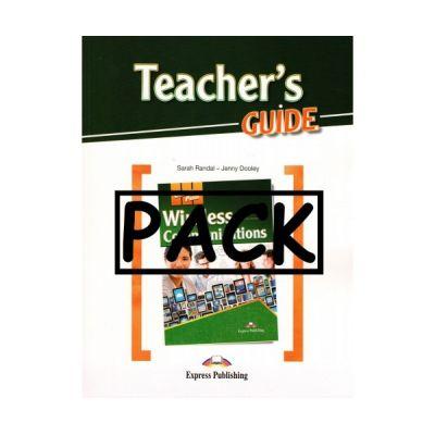 Curs limba engleza Career Paths Wireless Communications Teacher's Pack - Sarah Randall, Jenny Dooley