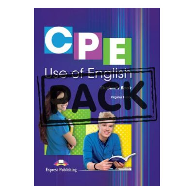 Curs limba engleza CPE Use of English 1 Students Book with Digibooks App - Virginia Evans
