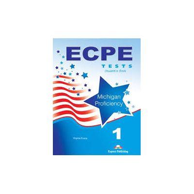 Curs limba engleza ECPE 1 Tests for the Michigan Proficiency Manualul Elevului - Virginia Evans