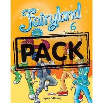 Curs limba engleza Fairyland 6 Manualul profesorului cu postere - Jenny Dooley, Virginia Evans