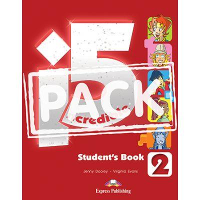 Curs Limba Engleza Incredible 5 2 Manualul Elevului cu ieBook - Jenny Dooley, Virginia Evans