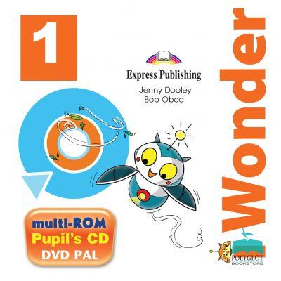 Curs limba engleza iWWonder 1 Multi-ROM - Jenny Dooley, Bob Obee