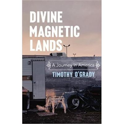 Divine Magnetic Lands. A Journey in America - Timothy O'Grady