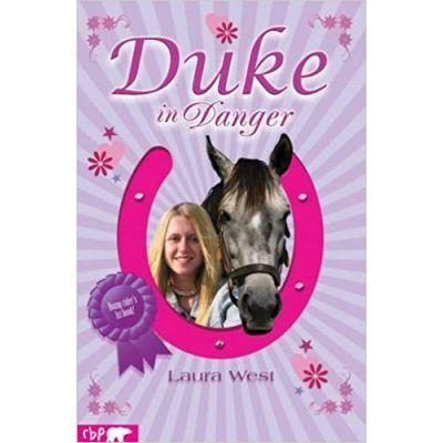Duke in Danger - Laura West