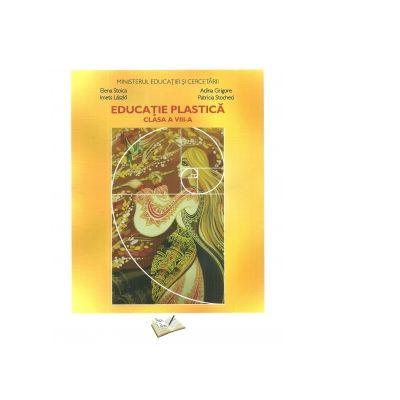 Educatie Plastica. Manual pentru clasa a VIII-a - Adina Grigore, Elena Stoica, Imets Laszlo, Patricia Stocheci