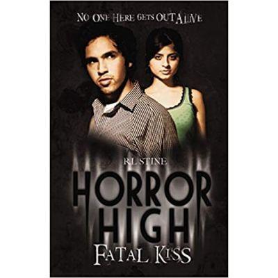 Fatal Kiss. Horror High - R. L. Stine