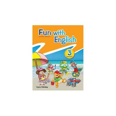 Fun with English 3 Pachetul elevului - Jenny Dooley