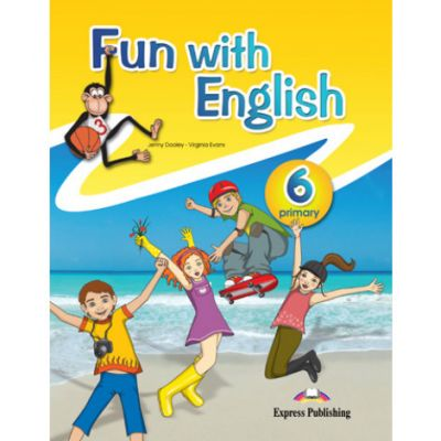 Fun with English 6 Pachetul elevului - Jenny Dooley