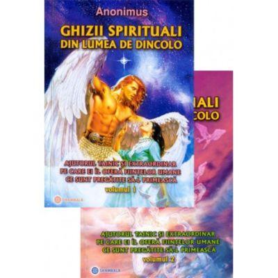 Ghizii spirituali din lumea de dincolo, Volumele 1 + 2