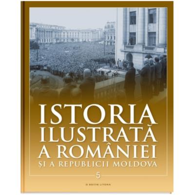 Istoria ilustrata a Romaniei si a Republicii Moldova. Prima jumatate a secolului XX - Ioan-Aurel Pop