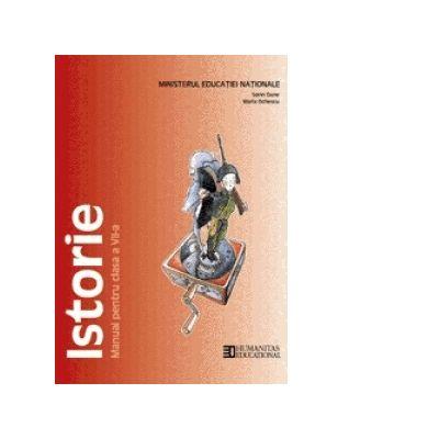 Istorie. Manual pentru clasa a VII-a - Sorin Oane, Maria Ochescu