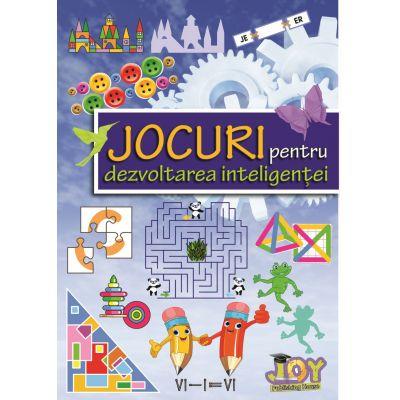 Jocuri pentru dezvoltarea inteligentei - Florentina Hahaianu, Magdalena Costache