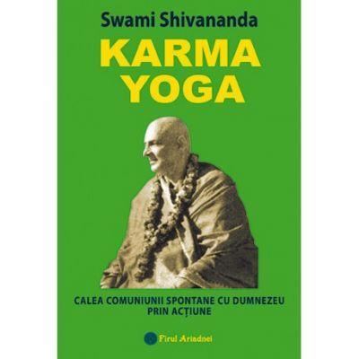 Karma yoga - Swami Shivananda