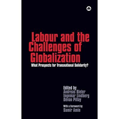 Labour and the Challenges of Globalization. What Prospects For Transnational Solidarity? - Andreas Bieler, Ingemar Lindberg, Devan Pillay