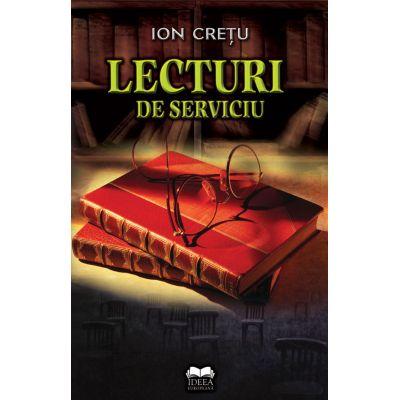 Lecturi de serviciu - Ion Cretu