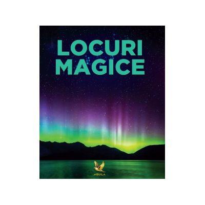 Locuri magice - Paula Dreve