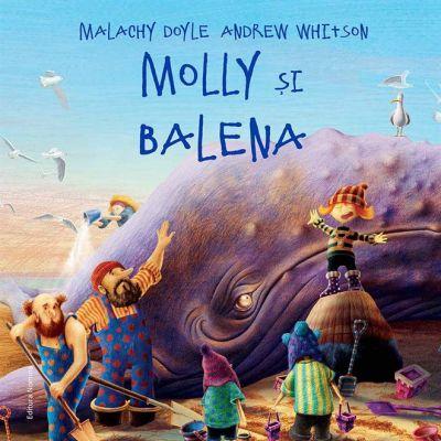 Molly si balena - Malachy DoyleAndrew Winston, ed 2020
