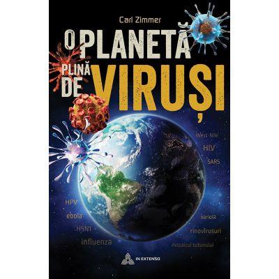 O planeta plina de virusi - Carl Zimmer