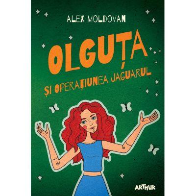 Olguta si Operatiunea Jaguarul - Alex Moldovan
