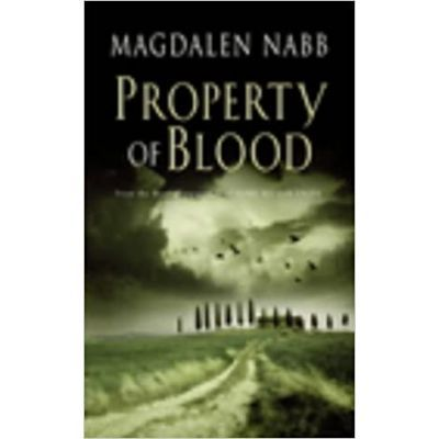 Property of Blood - Magdalen Nabb