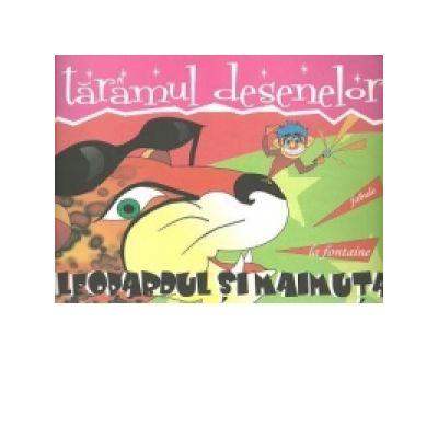 Taramul desenelor - LEOPARDUL SI MAIMUTA