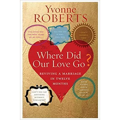 Where Did Our Love Go? - Yvonne Roberts
