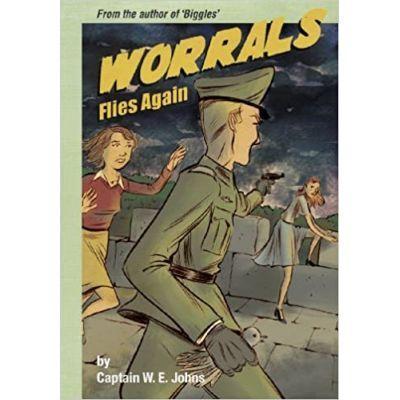Worrals Flies Again - W. E. Johns