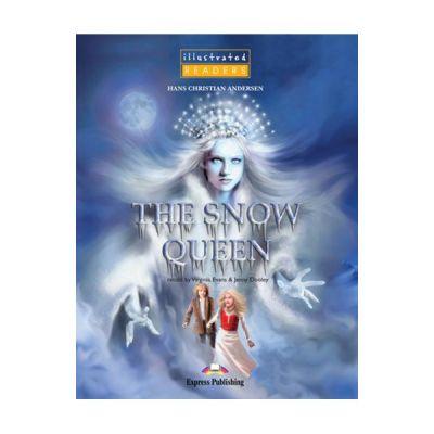 Benzi desenate The Snow Queen audio CD - Jenny Dooley