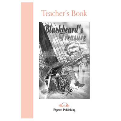 Blackbeard's Treasure Cartea profesorului - Jenny Dooley
