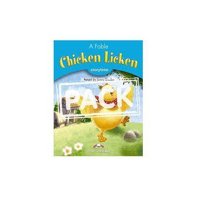 Chicken Licken. Retold cu cross-platform App - Jenny Dooley