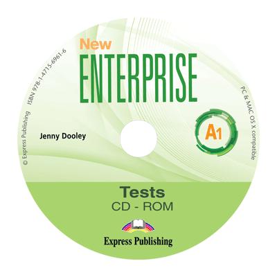Curs limba Engleza New Enterprise A1 Teste CD-ROM - Jenny Dooley