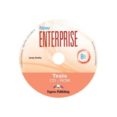 Curs limba engleza New Enterprise B1 Teste CD - Jenny Dooley