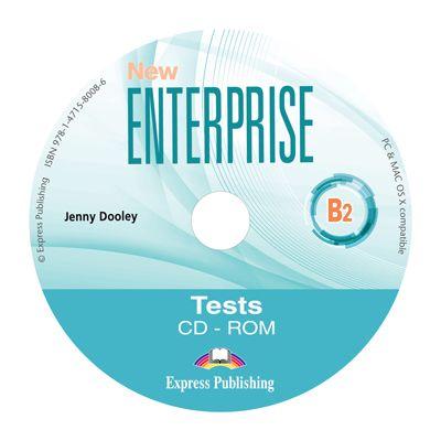 Curs limba engleza New Enterprise B2 Teste CD - Jenny Dooley