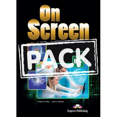 Curs limba engleza On Screen B1+ Material aditional pentru Profesor si Teste CD - Virginia Evans, Jenny Dooley