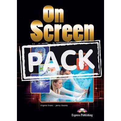 Curs limba engleza On Screen B2+ Manualul Profesorului - Virginia Evans, Jenny Dooley