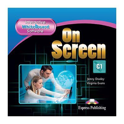 Curs limba engleza On Screen C1 Soft pentru tabla interactiva - Jenny Dooley