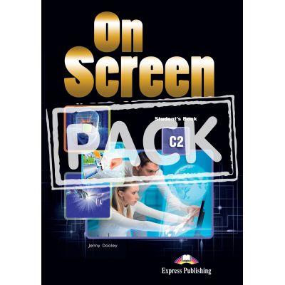 Curs limba engleza On Screen C2 Manual - Jenny Dooley