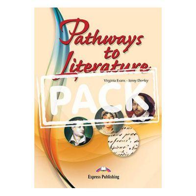 Curs limba engleza Pathways to Literature Pachetul Elevului - Virginia Evans, Jenny Dooley